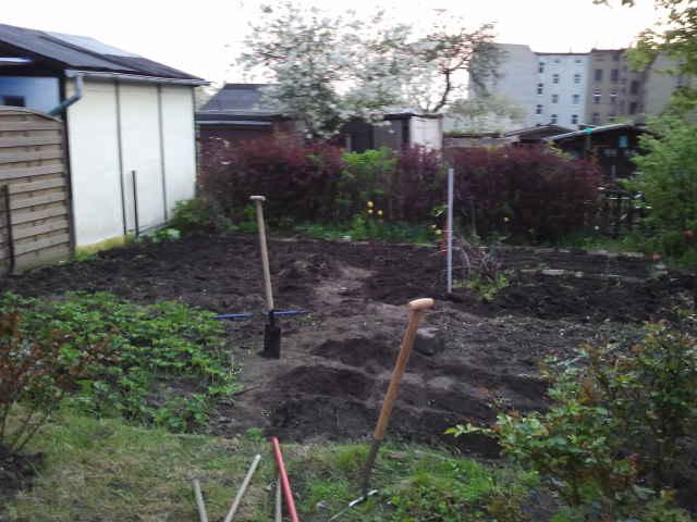 Falken Garten Beet