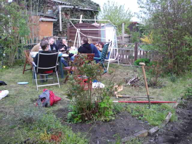 Falken Garten Grillen